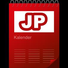 Vis detaljer | Hængekalender, Spiralkalender, A4, 4+0