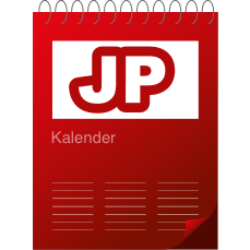 Vis detaljer | Hængekalender, Spiralkalender, A3, 4+0