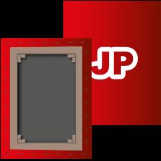 Vis detaljer | Lærredrammer, Rektangulære